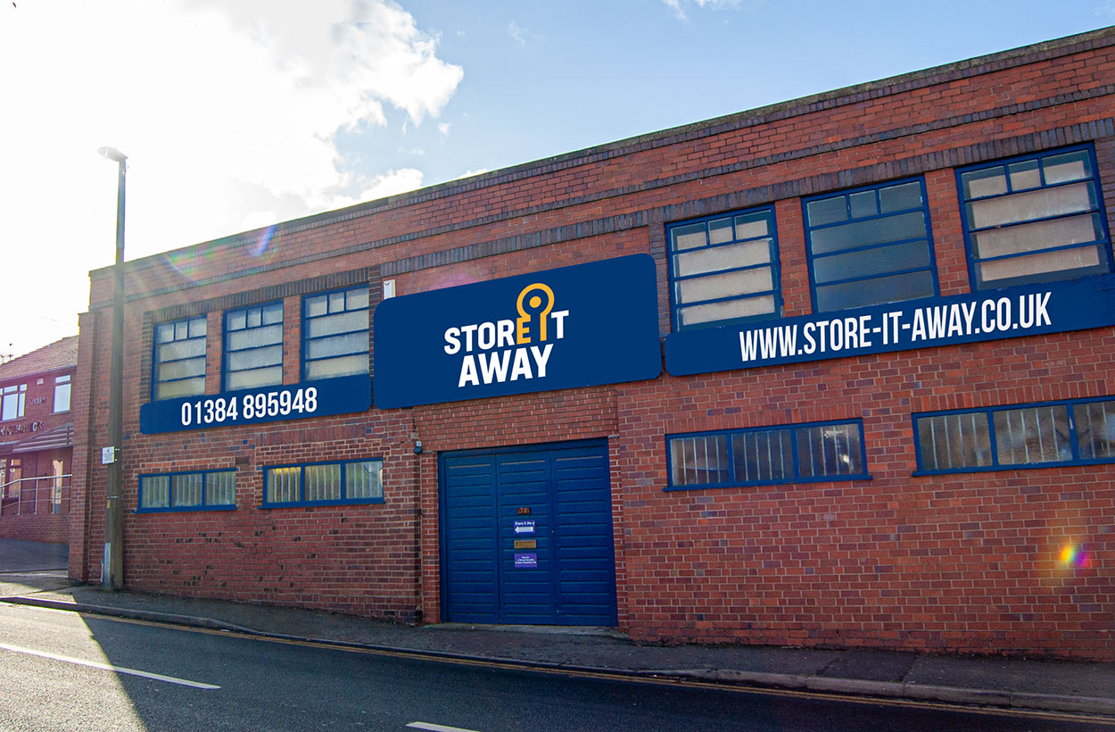 Storage Units Stourbridge